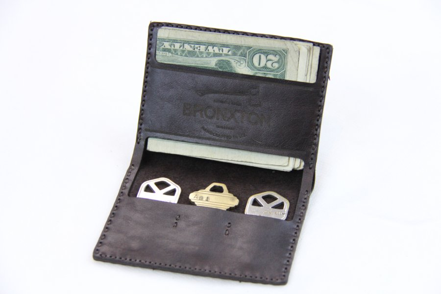 Bronxton The Key Minimalist Wallet