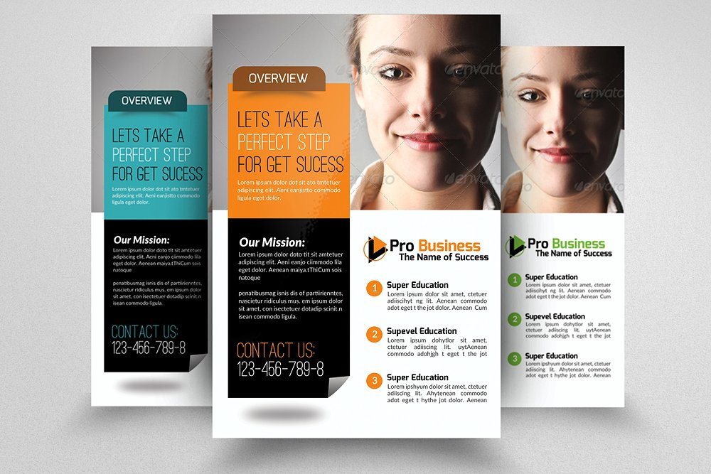 Life Insurance Agency Flyer Template