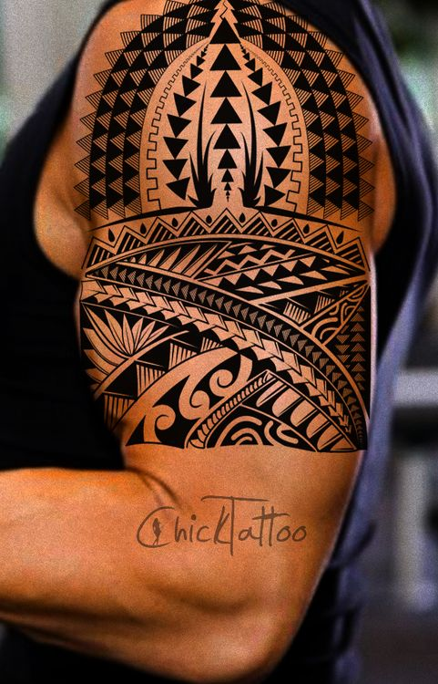 Tribal Tattoo 8