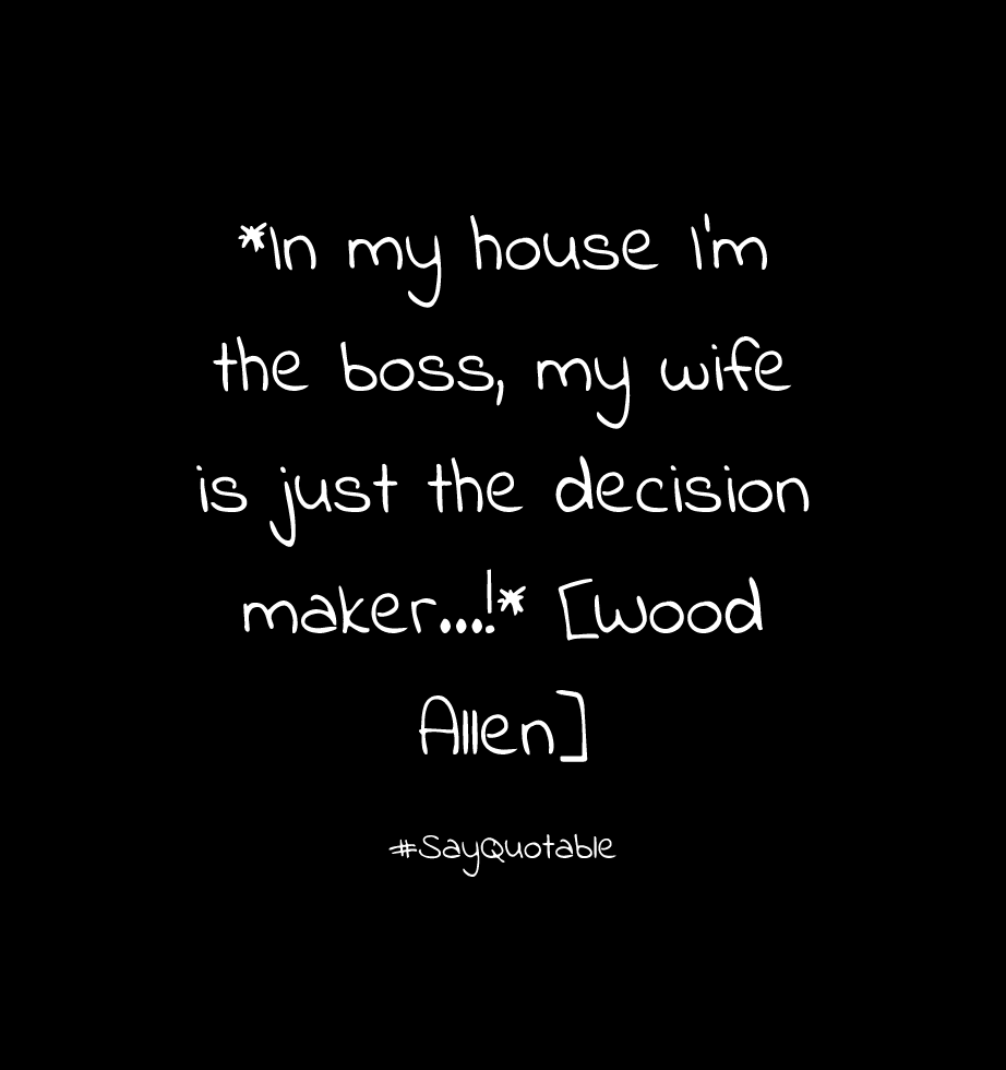 In My House Im The Boss My Wife Is Just The Image Coloured Background