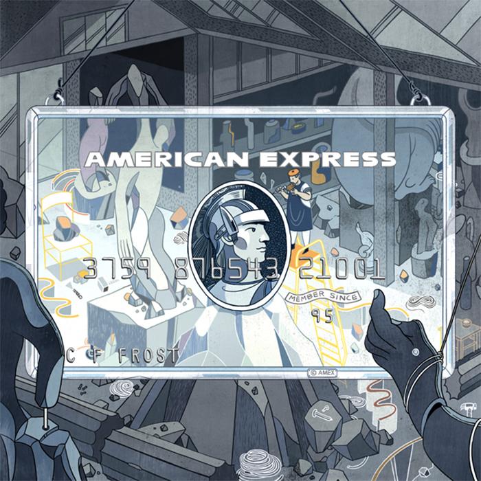 Amex-Art-Cards