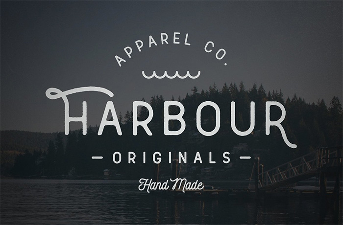 Arbour-Hand-Drawn-font