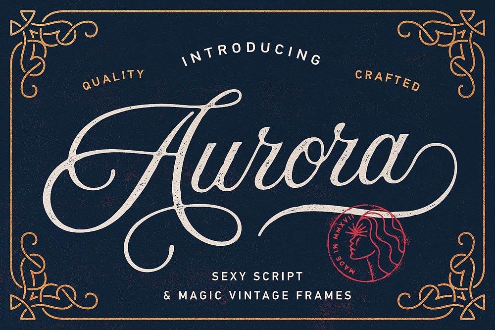 Aurora Fonts