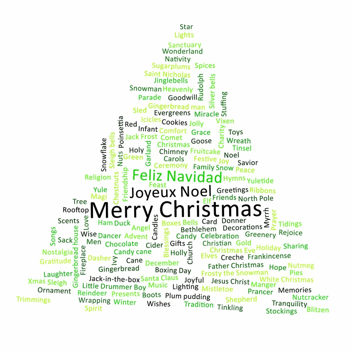 50 Free Merry Christmas Images