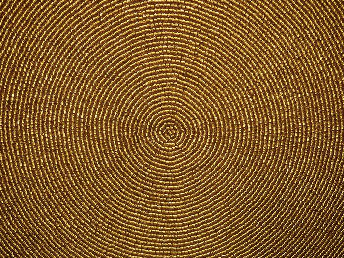 Gold-Bead-Halo-Circle