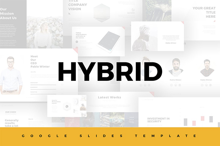 Hybrid-Google-Slides-Template