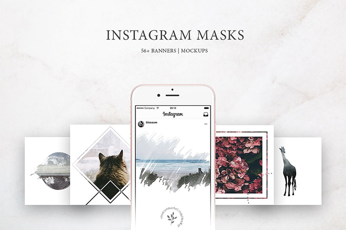 Instagram-Masks