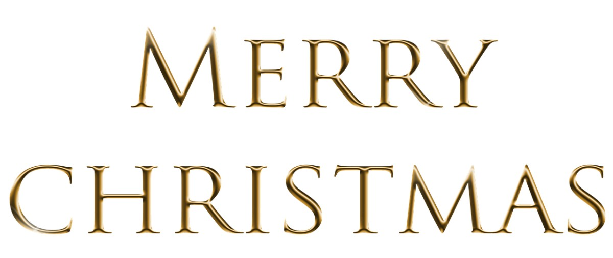 Merry Christmas White