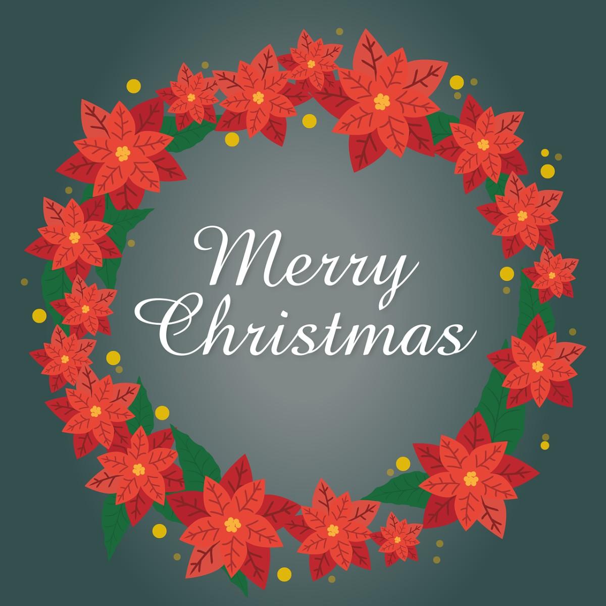 Mery Christmas Decoration Image