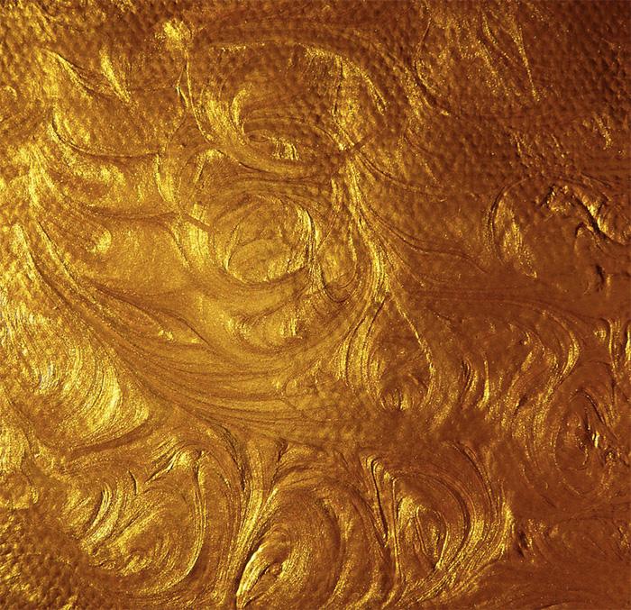 acrylic-Gold