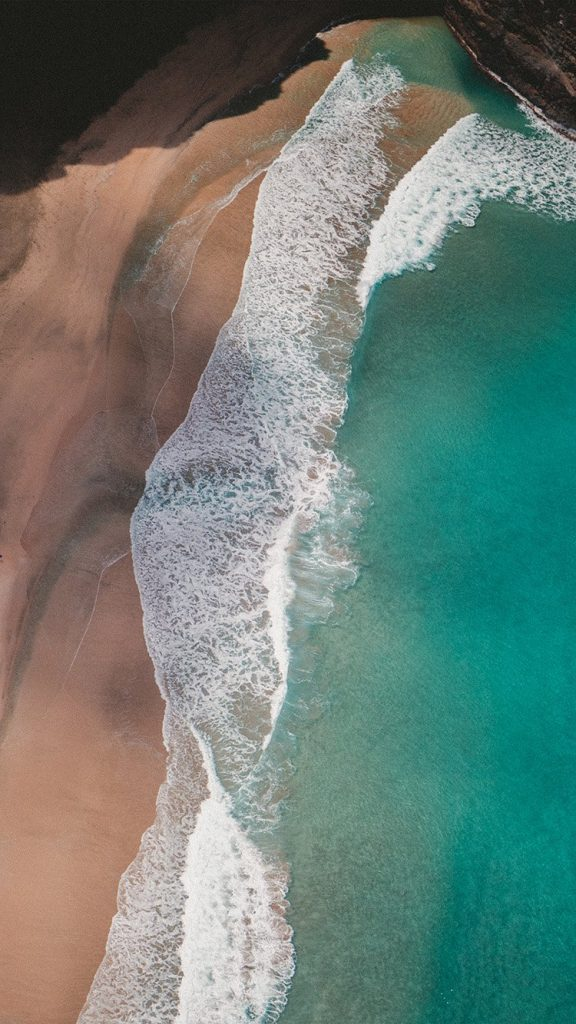 beach-mountain-sea-nature