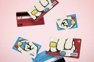 beautiful credit card designs