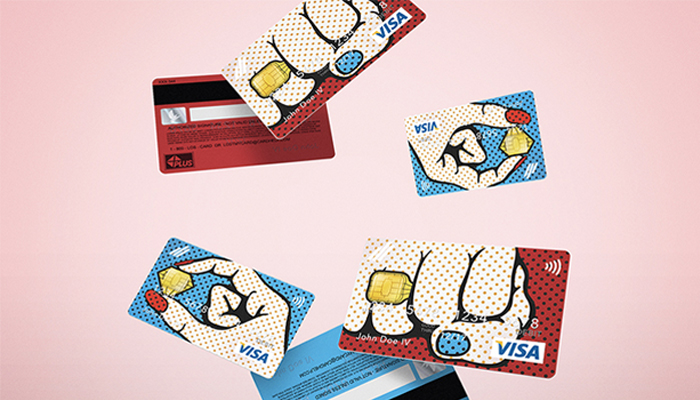 beautiful credit card designs