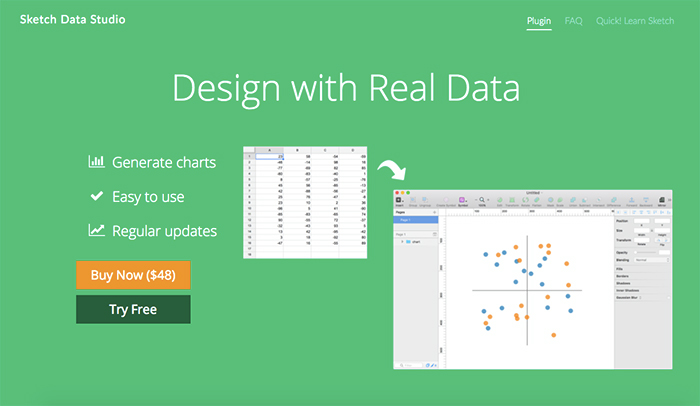 design-real-data
