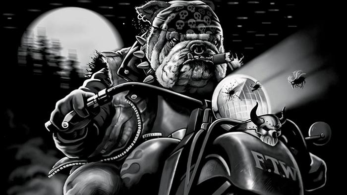 doggie-badass