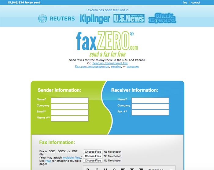 fax-zero