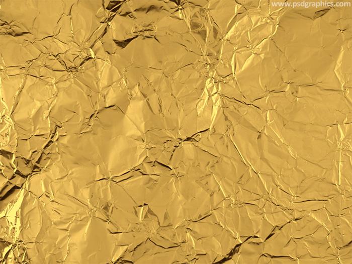 foil-golden
