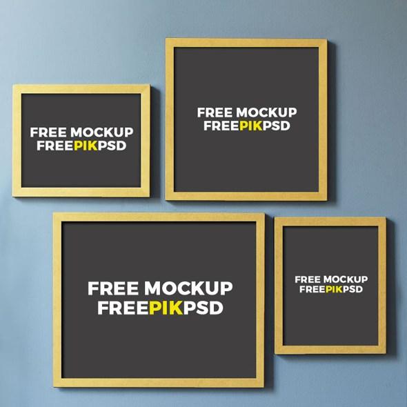 free verctical poster mockup