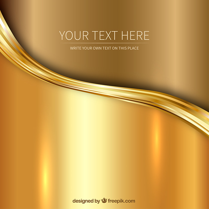 golden-background
