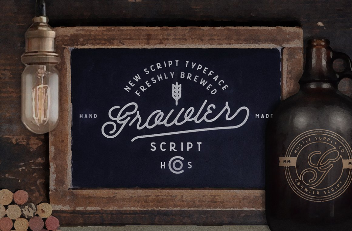 Growler Script Introductory Rate