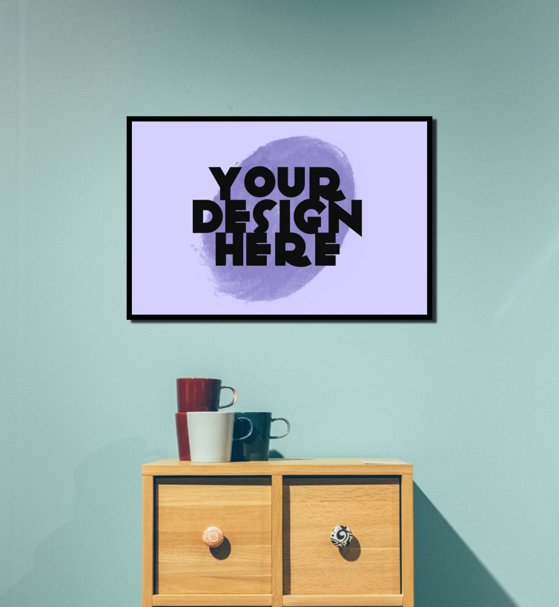 50+ Poster Mockups You Can Download Free (Updated 2018