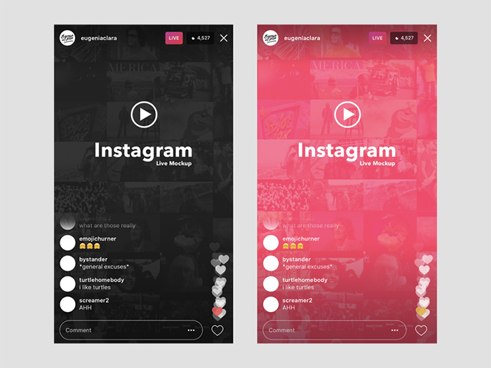 instagram-live-ios-ui-template-mockup-freebie