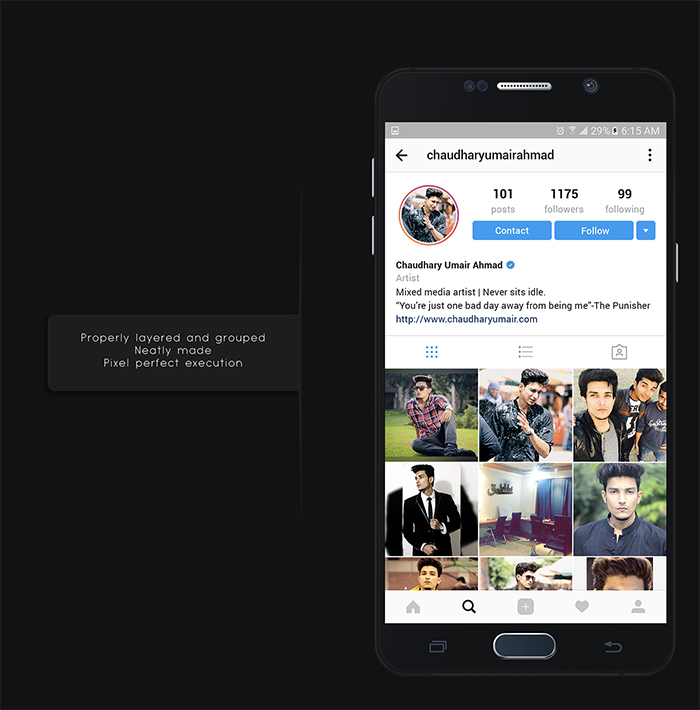 instagram-profile-pixel-perfect