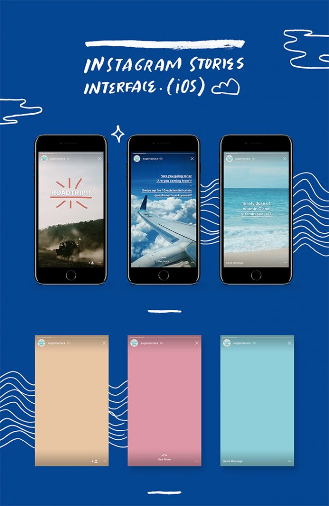 instagram-stories-interface