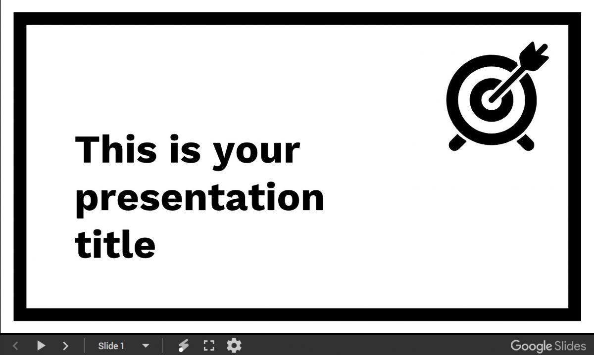Jacquenetta presentation template