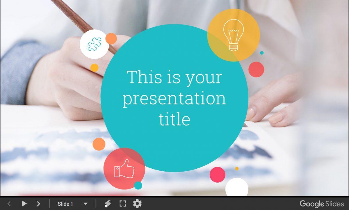 Kent presentation template