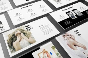 minimalist google slides themes and templates