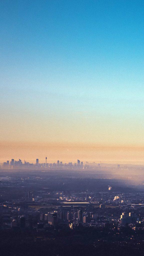 morning-city