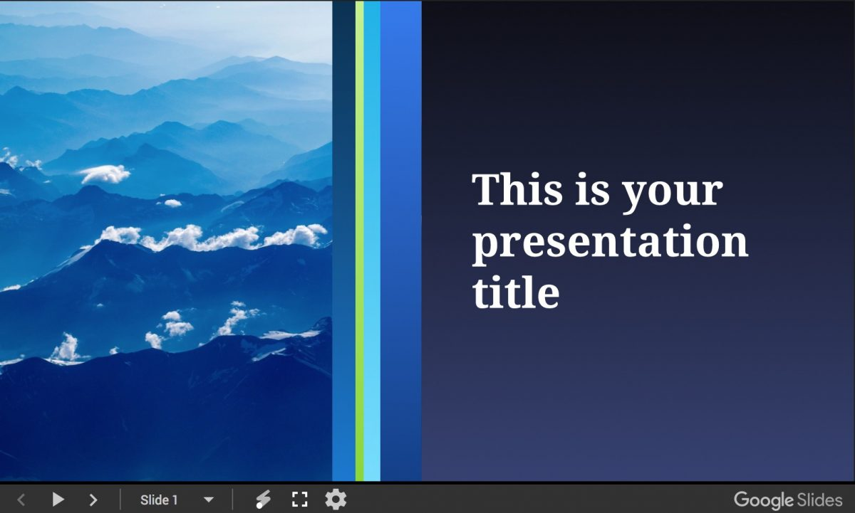 Nestor presentation template