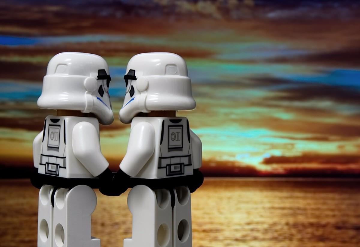 romance star wars