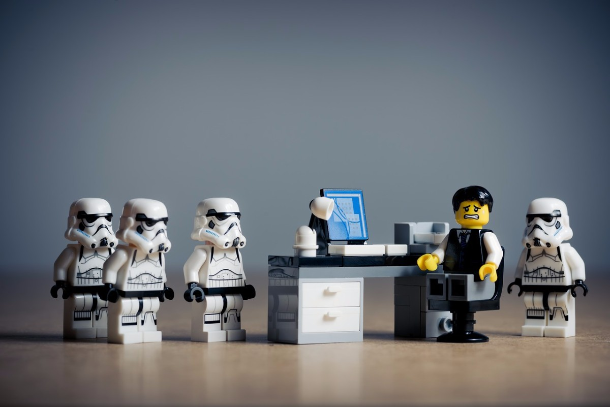 star wars office