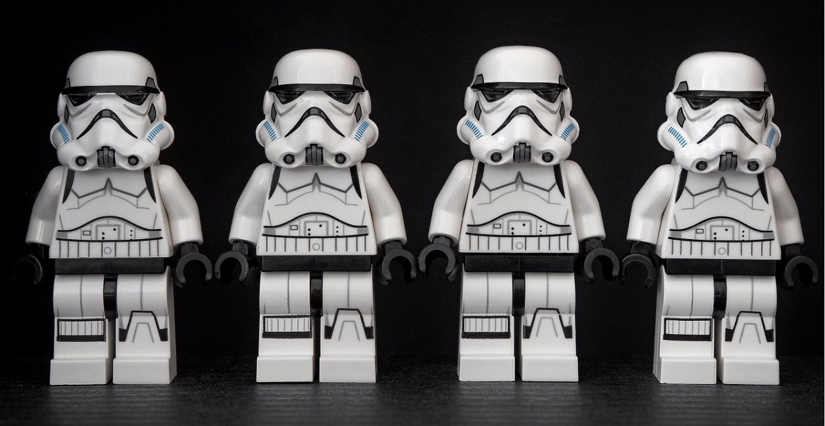 Two Stormtrooper