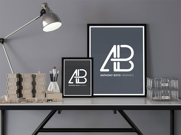 two-posters-desk