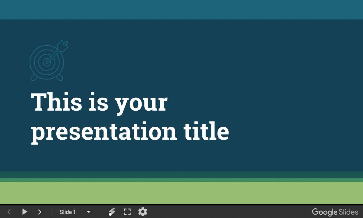 Warwick presentation template