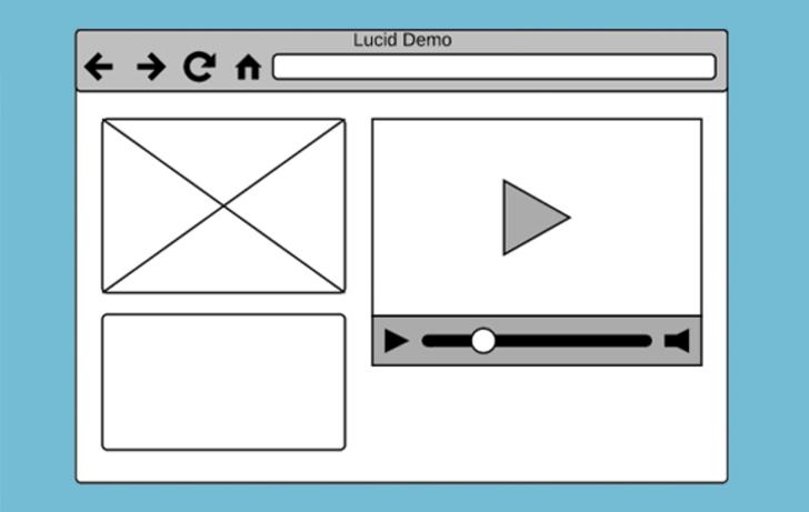 lucidchart wireframe software mockup tool