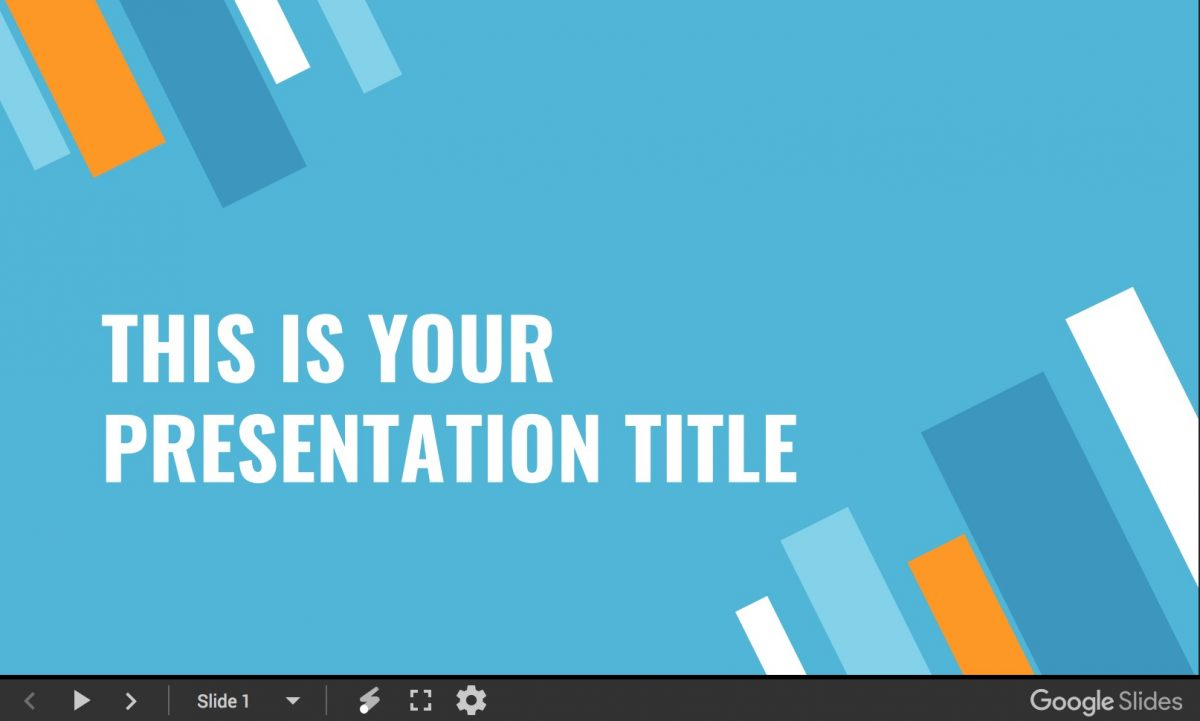 Wolsey presentation template