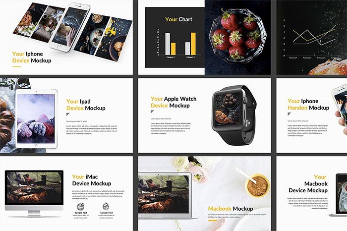 2-atria-Food-Google-Slide-Template