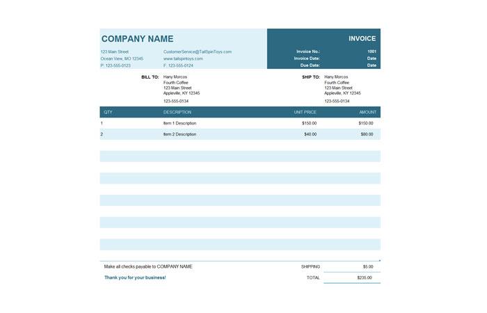 Basic-invoice-with-unit-price