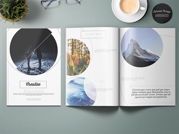 Creativo-Brochure