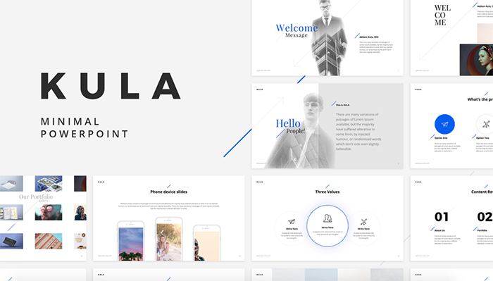 27 free company profile powerpoint templates for presentations free kula powerpoint template toneelgroepblik Image collections