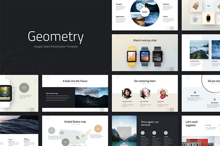 Geometry-Google-Template