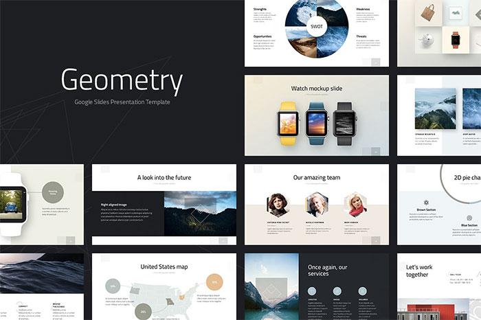 Geometry-Google-Template