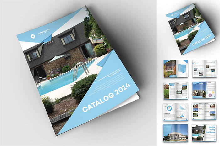 Origami-Real-Estate-Travel-Catalog