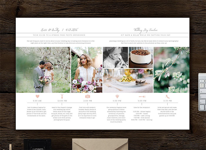 Wedding-Day-Timeline-Template