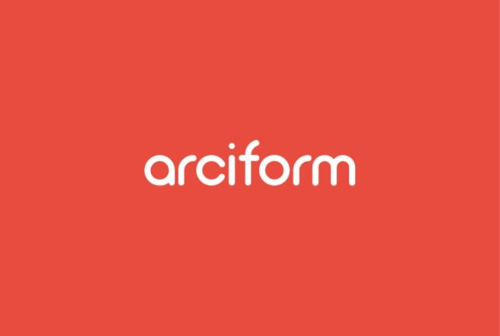 Arciform Typeface
