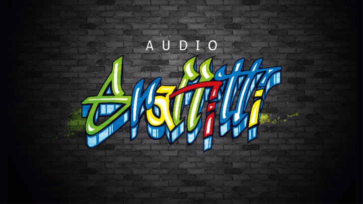 Audio Graffitti Brand Work